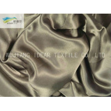 125D*100D Dyed Polyester Plain Double Spray Wash Velvet Fabric